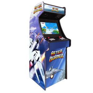 arcade machine borne born jeux cafe anciens retro recalbox neuve moderne hdmi pas cher vente achat prix france belgique afterburner 300x300 - Borne Arcade After Burner