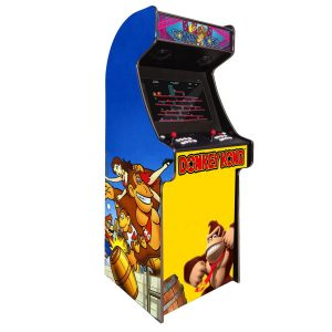 arcade machine borne born jeux cafe anciens retro recalbox neuve moderne hdmi pas cher vente achat prix france belgique donkeykong 300x300 - Borne Arcade Donkey Kong