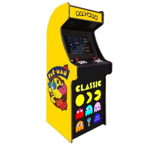 arcade machine borne born jeux cafe anciens retro recalbox neuve moderne hdmi pas cher vente achat prix france belgique pacman 300x300 - Borne Arcade Pac-Man
