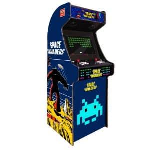 arcade machine borne born jeux cafe anciens retro recalbox neuve moderne hdmi pas cher vente achat prix france belgique spaceinvaders 300x300 - Borne Arcade Space Invaders