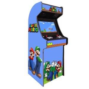 arcade machine borne born jeux cafe anciens retro recalbox neuve moderne hdmi pas cher vente achat prix france belgique supermario 300x300 - Borne Arcade Super Mario
