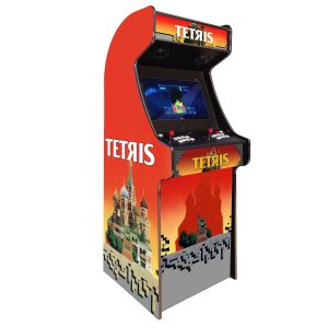 arcade machine borne born jeux cafe anciens retro recalbox neuve moderne hdmi pas cher vente achat prix france belgique tetris 300x300 - Borne Arcade Tetris